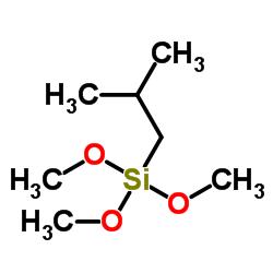 trimethoxy(2-methylpropyl)silane CAS:18395-30-7