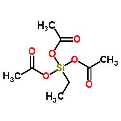 Triacetoxyethylsilane CAS:17689-77-9