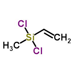 Dichloromethylvinylsilane CAS:124-70-9