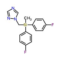 flusilazole CAS:85509-19-9