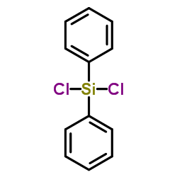 Dichlorodiphenylsilane CAS:80-10-4