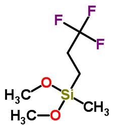 Dimethoxy(methyl)(3,3,3-trifluoropropyl)silane CAS:358-67-8