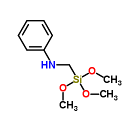 N-[[dimethoxy(methyl)silyl]oxymethyl]aniline