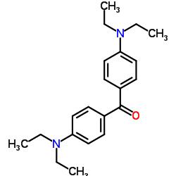 4,4'-Bis(diethylamino) benzophenone CAS:90-93-7