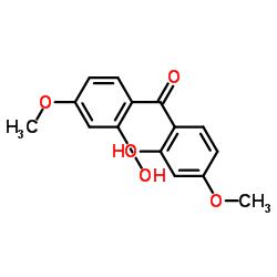 2,2'-Dihydroxy-4,4'-dimethoxybenzophenone CAS:131-54-4
