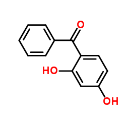 2,4-Dihydroxybenzophenone CAS:131-56-6