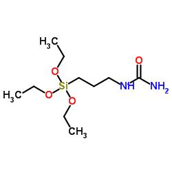 3-UREIDOPROPYLTRIETHOXYSILANE CAS:116912-64-2;23779-32-0