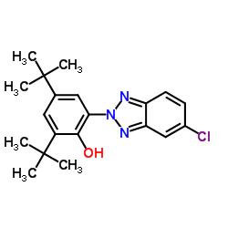 2-(3,5-Di-Tert-Butyl-2-Hydroxyphenyl)-5-Chlorobenzotriazole CAS:3864-99-1
