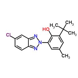 2- (5- 클로로 -2- 벤조 트리아 졸릴) -6-Tert- 부틸 -p- 크레졸