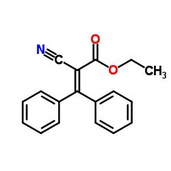 에틸 2- 시아 노 -3,3- 디 페닐 아크릴 레이트
