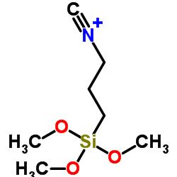 3-isocyanatopropyl(trimethoxy)silane CAS:15396-00-6
