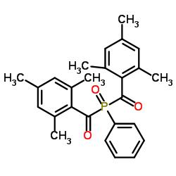 Phenylbis(2,4,6-trimethylbenzoyl)phosphine oxide CAS:162881-26-7