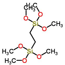 trimethoxy(2-trimethoxysilylethyl)silane CAS:18406-41-2