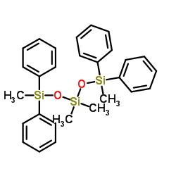 디메틸-비스 [[메틸 (디 페닐) 실릴] 옥시] 실란