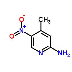2- 아미노 -5- 니트로 -4- 피 콜린