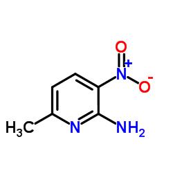 6-methyl-3-nitropyridin-2-amine CAS:21901-29-1
