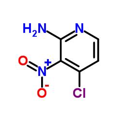 2-Amino-4-chloro-3-nitropyridine CAS:6980-08-1