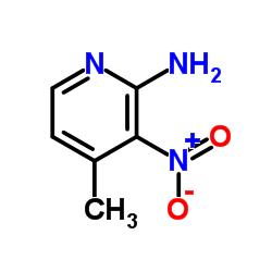 2-Amino-3-nitro-4-picoline CAS:6635-86-5