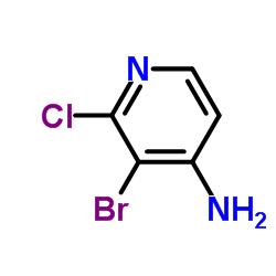 4-Amino-3-bromo-2-chloropyridine CAS:215364-85-5