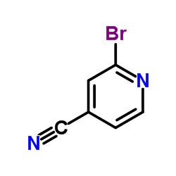2-Bromo-4-cianopiridina