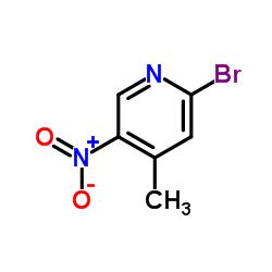 2-bromo-4-methyl-5-nitropyridine CAS:23056-47-5