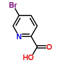 5-Bromopyridine-2-carboxylic acid CAS:30766-11-1