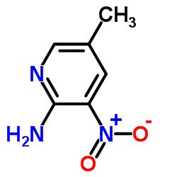 5-Methyl-3-nitropyridin-2-amine CAS:7598-26-7