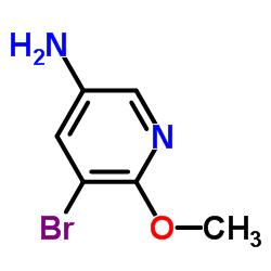 5- 브로 모 -6- 메 톡시 피리딘 -3- 아민