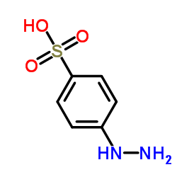 4-Hydrazinobenzenesulfonic acid CAS:98-71-5