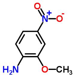 2-Methoxy-4-nitroaniline CAS:97-52-9