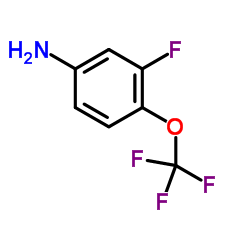 3-Fluoro-4- (trifluorometoxi) anilina