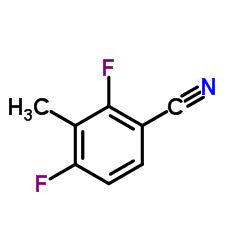 2,4-Difluoro-3-methylbenzonitrile CAS:847502-87-8
