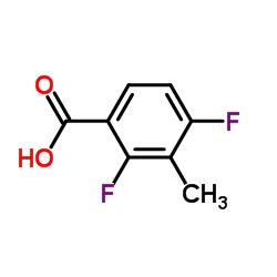 2,4-DIFLUORO-3-METHYLBENZOIC ACID CAS:112857-68-8