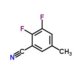 2,3-Difluoro-5-metilbenzonitrila