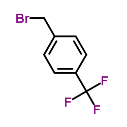 4-(TRIFLUOROMETHYL)BENZYL BROMIDE CAS:402-49-3