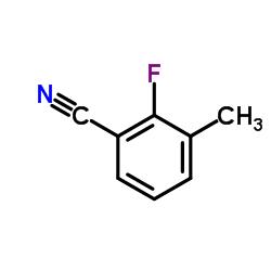 2-Fluoro-3-methylBenzonitrile CAS:185147-07-3