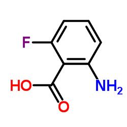 2-Amino-6-fluorobenzoic acid CAS:434-76-4
