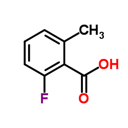 2-Fluoro-6-methylbenzoic acid CAS:90259-27-1