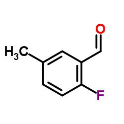 2-Fluoro-5-methylbenzaldehyde CAS:93249-44-6