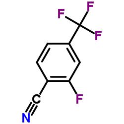 2-Fluoro-4-(trifluoromethyl)benzonitrile CAS:146070-34-0