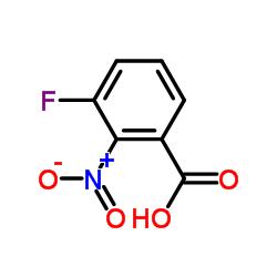 3-Fluoro-2-nitrobenzoic acid CAS:1000339-51-4