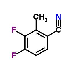 3,4-Difluoro-2-methylbenzonitrile CAS:847502-83-4