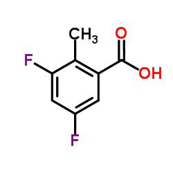 Ácido 3,5-difluoro-2-metilbenzóico