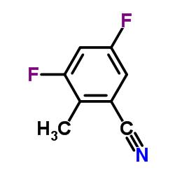 3,5-Difluoro-2-methylbenzonitrile CAS:1003708-74-4