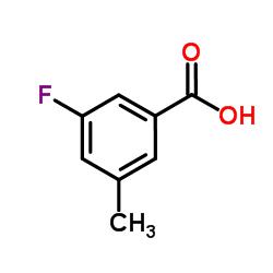 3-Fluoro-5-methylbenzoic acid CAS:518070-19-4