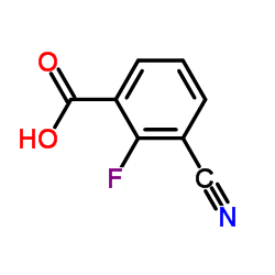 3-Cyano-2-fluorobenzoic acid CAS:219519-77-4