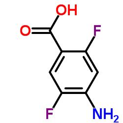 4-Amino-2,5-Difluorobenzoic Acid CAS:773108-64-8