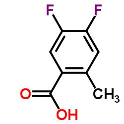 ÁCIDO 4,5-DIFLUORO-2-METILBENZÓICO