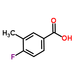 4-Fluoro-3-methylbenzoic Acid CAS:403-15-6