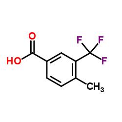 4-Methyl-3-(trifluoromethyl)benzoic acid CAS:261952-01-6